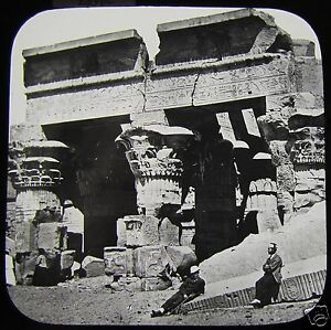 Glass Magic Lantern Slide KOM OMBOS BEFORE EXCAVATION C1890 EGYPT EGYPTIANS - Cornwall, United Kingdom - Returns accepted Most purchases from business sellers are protected by the Consumer Contract Regulations 2013 which give you the right to cancel the purchase within 14 days after the day you receive the item. Find out more about - Cornwall, United Kingdom