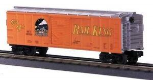 MTH-30-7425-GTS-Big-Mo-Boxcar-Uncatalogued-Rail-King-New-in-Box