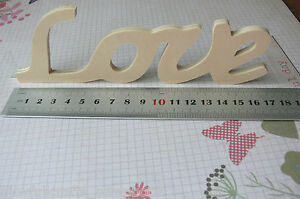 WOODEN-Word-Script-034-Love-034-175-x-60-x5mm-Ready-Color-Your-Choice-Free-Standing