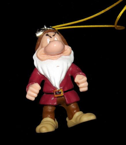 Doc Sleepy Disneys Snow White 7 Dwarfs: Grumpy Dopey Happy Sneezy /& Bashful
