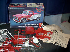Model Kit  Firestone Ford Courier Mini Pick UP