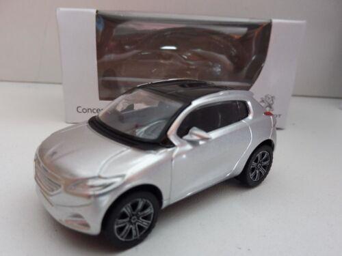 """Peugeot Concept Car HR1 1//64 /""""3 Inche/"""" Diecast NOREV Produit NEUF !!"""