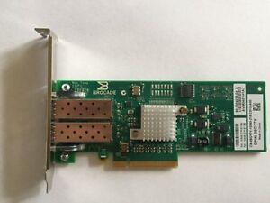 DELL-05GYTY-BROCADE-825-8GB-FIBRE-FC-Adapter-Full-Height-2X-8GB-SFP-5GYTY