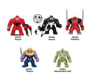 NEW MOC Lego Marvel Avengers Infinity War Thor Super Hero Minifigure USA SELLER
