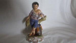 Royal crown derby Summer Figure figurine xxx English BONE CHINA PARFAIT-afficher le titre d`origine apLcO1ZC-09090815-305725202