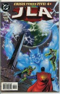 JLA-1997-series-31-very-fine-comic-book