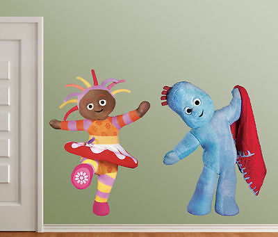In The Night Garden Iggle Piggle Upsy Daisy Kids Giant Wall Art Poster Print