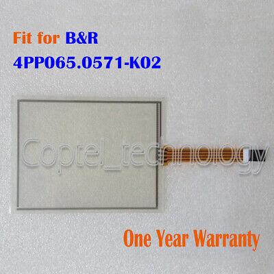 Touch screen panel for B/&R 4PP065.0571-K02 New Touchscreen glass 4PP065-0571-K02