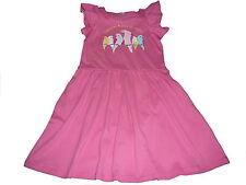 NEU Dopodopo tolles Kleid Gr. 110 rosa mit Vogelmotiv !!