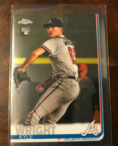 Free-Shipping-2019-Topps-Chrome-Baseball-Card-Base-amp-RC-Pick-Buy-4-Get-2-FREE