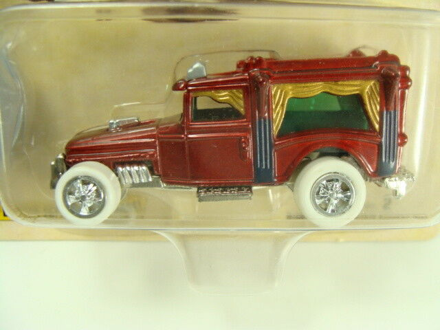 Johnny blanco Lightning Frightning Lightnings Blood rojo Vampire Van Series 2