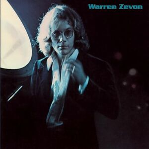 NEW-CD-Album-Warren-Zevon-Self-Titled-Mini-LP-Style-Card-Case