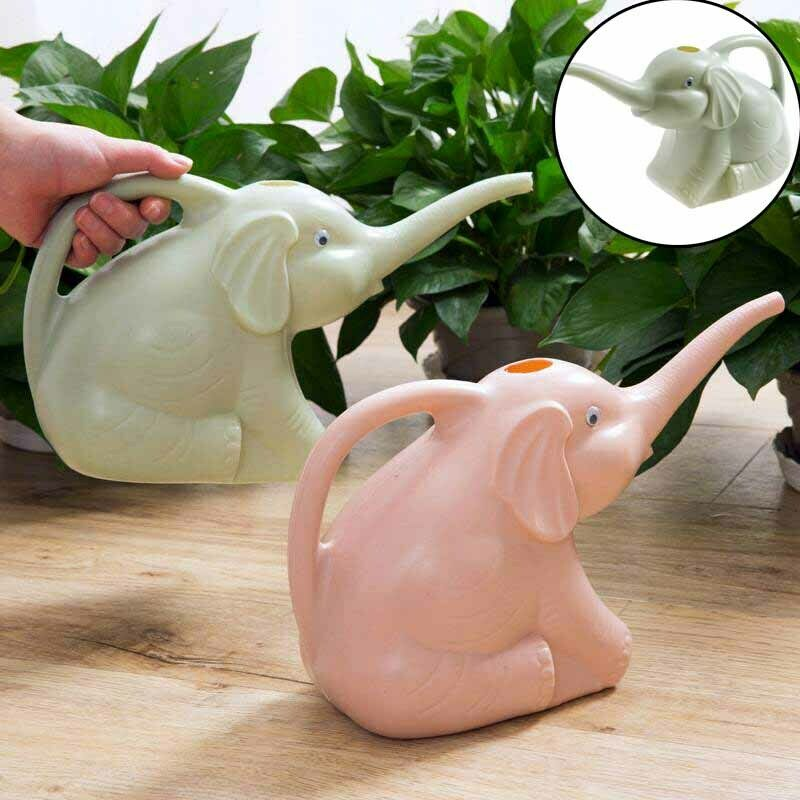 Watering Tool Succulents Potted Watering Can Pot Elephant Shape