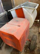 Whiteman Industries Wm 900 P Wm900p Mortarplaster Mixer With Trailer Hitch