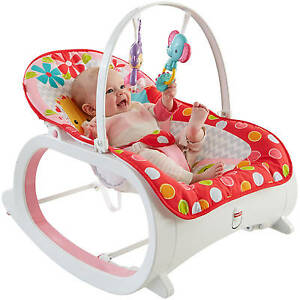 Image Is Loading Infant To Toddler Rocker Portable Baby Bouncer Rocking
