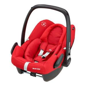 Auto-kindersitze Suche Nach FlüGen Maxi-cosi Babyschale Rock Design Nomad Red Neu Moderate Kosten Baby