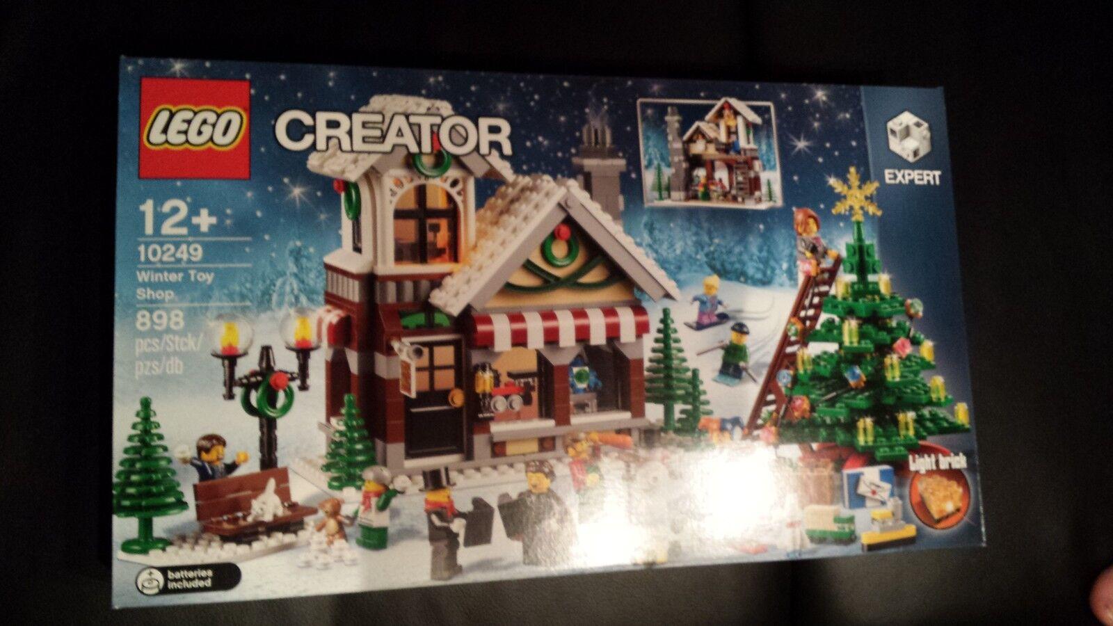 LEGO10249 Creator