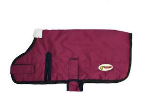 SIERRA-600D-Waterproof-Dog-Coat-Rug-Cloth-Raincoat-8-034-30-034-20-75cm-KDA