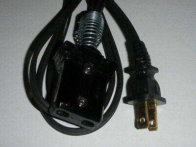 (3/4 2pin) Power Cord For Continental Coffee Percolator Urn Model Cat. No. 20 Wees Nieuw In Ontwerp