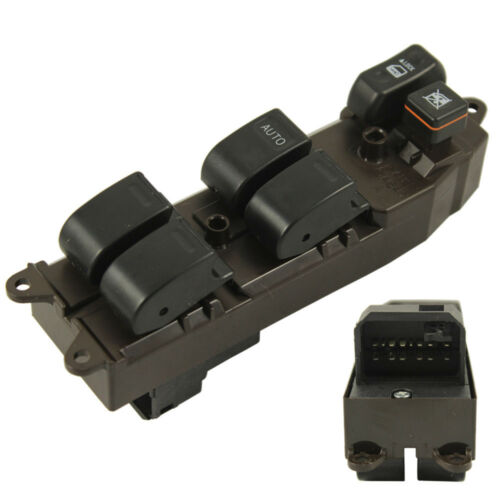 New Electric Power Window Master Control Switch For 2003-2008 Toyota Corolla