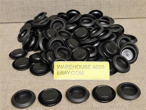 100 Plastic Plug Buttons Auveco #9291 Auto Car Truck Plug Cap Button Universal
