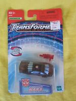 2001 Spy Changers W.a.r.s. (black) Transformers Robots In Disguise & Sealed