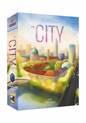 Kickstarter Edition The City Board Game Complete with Stretch Goals!