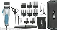 Conair Hair Trimmer Electric Shaver Haircut For men Kit Razor Clipper Cord