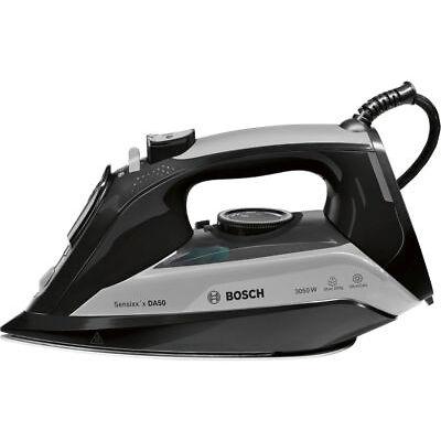 BOSCH TDA5072GB Steam Iron - Black & Grey - Currys