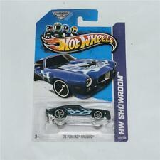 /'73 Pontiac Firebird #235 ZAMAC WG5 2013 Hot Wheels
