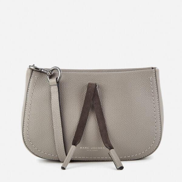 Marc Jacobs Maverick Crossbody Bag Smoke Grey M0009545 for sale online  82bddb9df6f54