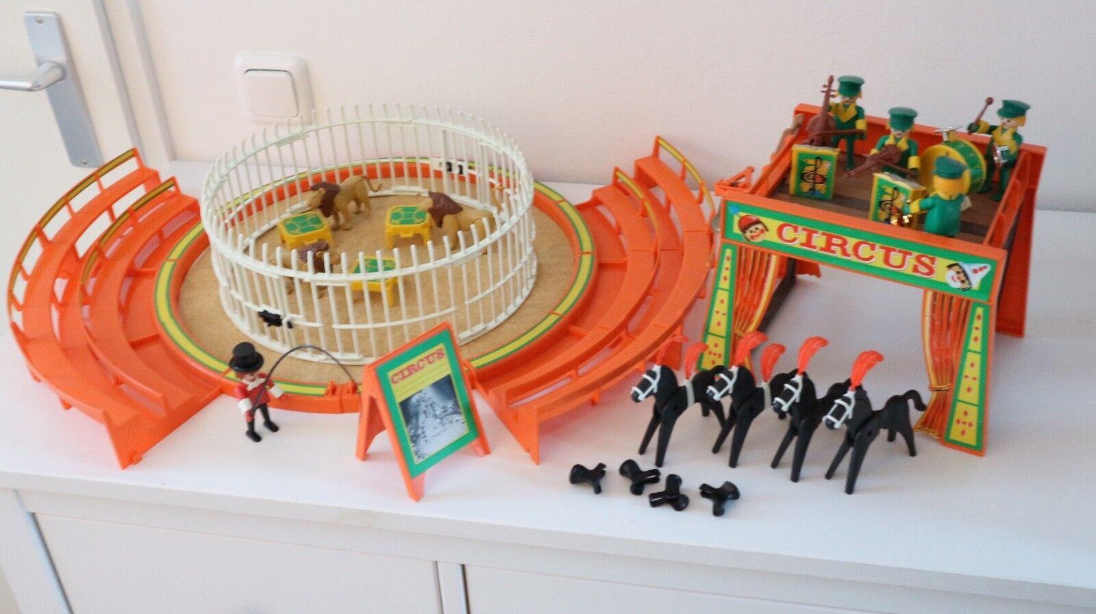 Playmobil 3194 setnr. exclusive vintage circus circo zirkus τσίρκο cirque
