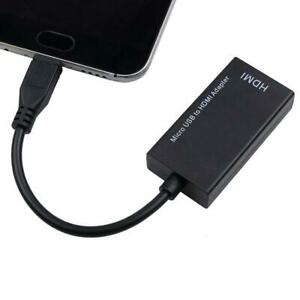 MHL-Micro-USB-to-HDMI-Adapter-Cable-11Pin-HD-For-TV-Android-Samsung-Galaxy-S4-S5