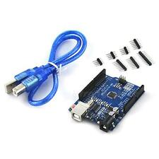New ATmega328P CH340G UNO R3 Development Board & USB Cable for Arduino DIY STGG