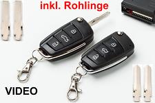 JOM 7105-5 ZV Klappschlüssel Funkfernbedienung für VW T4,T3.Polo,Golf 3&4,Passat