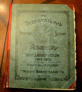 CatalinaStamps-The-International-Stamp-Album-1919-568-Stamps-D73