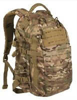 Mission Day Pack Laser Cut Large Multicamo Backpack Camouflage Multicamo