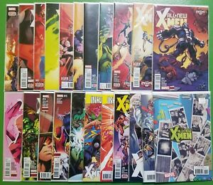 All-New-X-Men-1-19-Complete-Run-Annuals-One-Shot-Hopeless-Bagley-Marvel-2016
