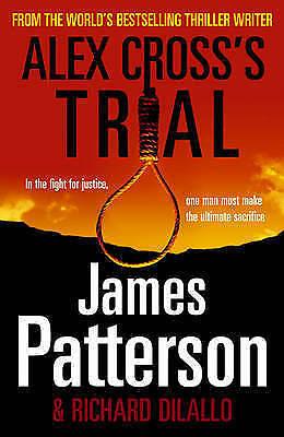 """AS NEW"" Alex Cross's Trial: (Alex Cross 15), Patterson, James, Book"