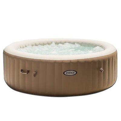 Intex Inflatable Pure Spa 6-Person Portable Heated Bubble Jet Hot Tub | 28407E