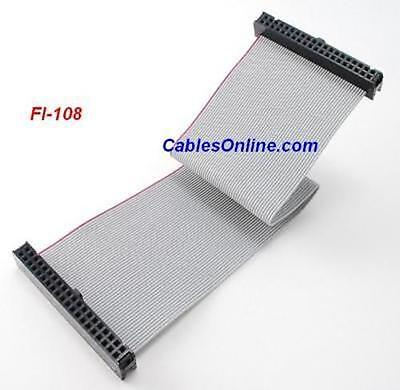 8 inch 40-Pin Female to Female IDE Cable FI-108