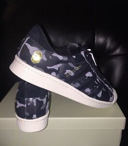Unisex New Superstar Original Ape Bape Adidas Undefeated Bathing HIYEWD29