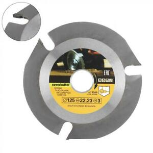 125MM Circular Carbide Saw Blade Angle Grinder Saw Disc Wood Cutter Cutting