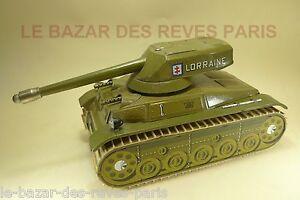JOUSTRA-Char-Tank-LORRAINE-REF-707