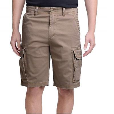 Unionbay Men/'s Flex Waist Stretch Cargo Shorts Size/&Color Variety NWT!!