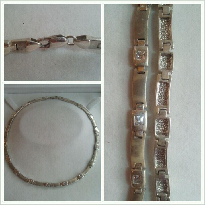 MAGNIFIQUE largeur CHAÎNE EN silver 925 collier bijoux