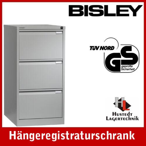 BISLEY Hängeregistraturschrank PREMIUM 3 Auszüge NEU!