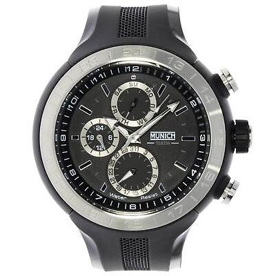 Reloj deportivo MUNICH 10 ATM MU+114.1B - ENVIO GRATIS