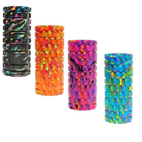 Foam Roller Yoga Pilates Gym High Density Trigger Point Physio Massage Grid