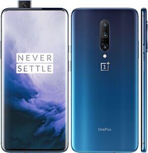 OnePlus 7 Pro (5G) 256GB+8GB RAM GM1925 Nebula Blue Unlocked Smartphone